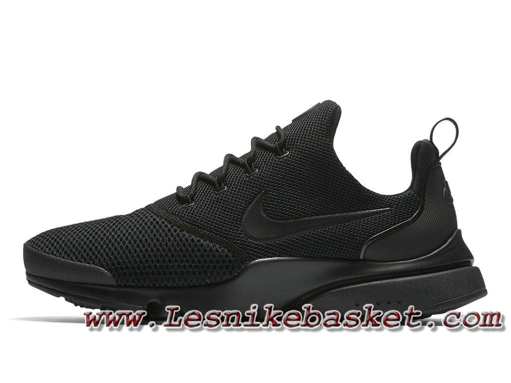 chaussure nike noir presto fly