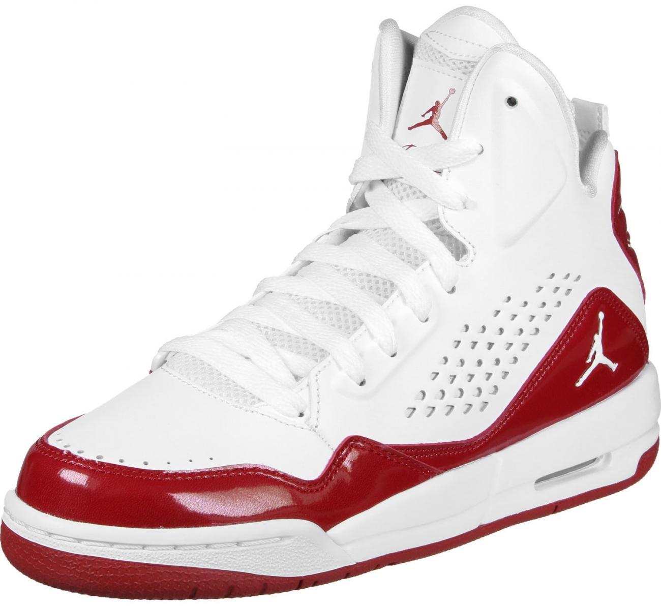 air jordan rouge et blanc
